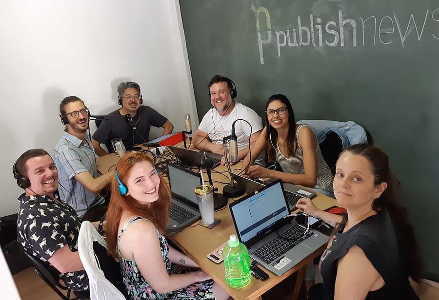 Podcast do PublishNews