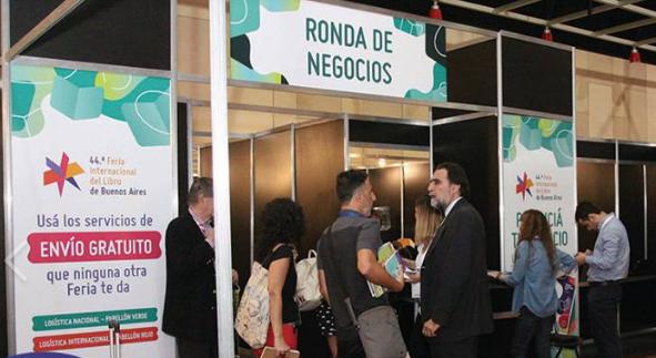 Feira do Livro de Buenos Aires oferece a profissionais logística gratuita para diversas partes do mundo | © Divulgação