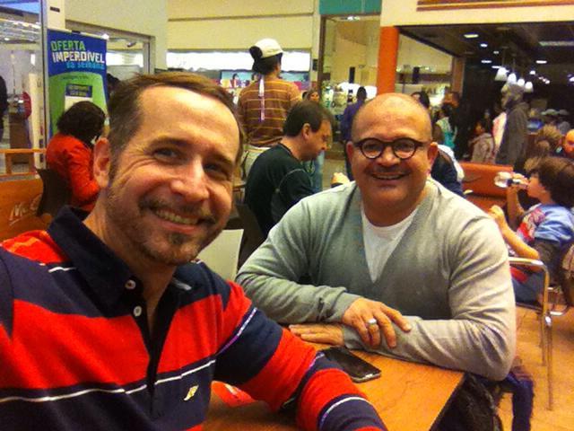 Pedro Almeida e Marcos Marcionilo conduzirão o webinar gratuito realizado pela LabPub | © redes sociais dos editores