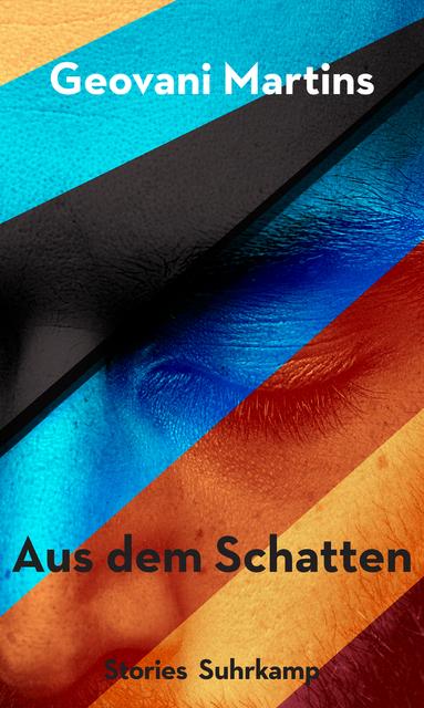 Capa de 'O sol na cabeça', de Geovani Martins, pela alemã Suhrkamp | Reprodução
