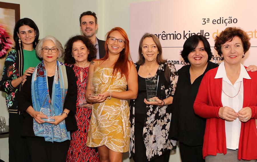 Talita Taliberti, Eliana Cardoso, Maria José Silveira, Bruno Loureiro Mahé, Maria de Regino, N.R. Melo, Janaina Senna e Sonia Rodrigues