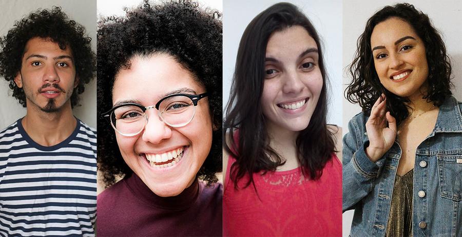 Igor, Gabriela, Letícia e Malu | © Divulgação