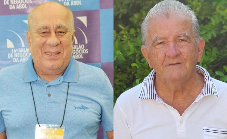 Geraldo Brasil e João Francisco de Almeida | © Divulgação