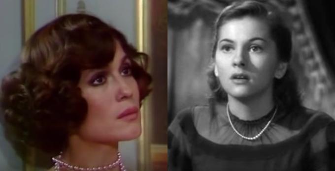 A atriz Susana Vieira viveu Mariana na TV | © Reprodução