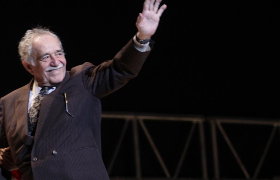 Gabo no Festival de Cinema de Guadalajara em 2009 | © Festival Internacional de Cinema de Guadalajara / WikiCommons