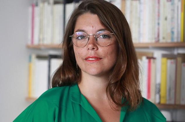 A escritora francesa Pauline Delabroy-Allard participa da 10ª edição da Festa da Francofonia de SP | © Divulgação