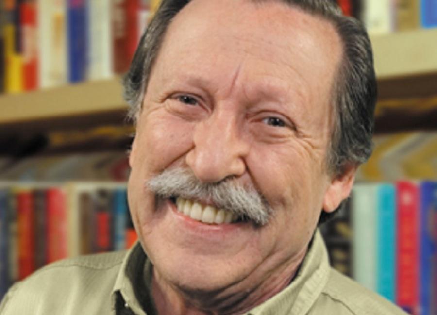 Pedro Bandeira encabeça a categoria Ficção da Lista Nielsen PublishNews com 'A droga da obediência' | © Divulgação