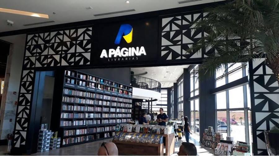 Rede paranaense A Página passa a incorporar suas vendas aos números da lista de mais vendidos do PublishNews | redes sociais da empresa