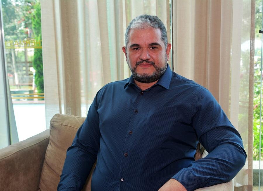 Marcio Teixeira Tupinambá deverá ser o novo presidente da ABDL, entidade que reúne empresas e profissionais do porta a porta de livros no Brasil | © Divulgação