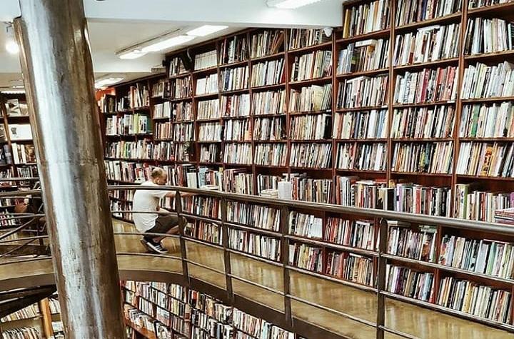 Livraria Martins Fontes, onde acontece o evento 'Mulheres Escritoras'