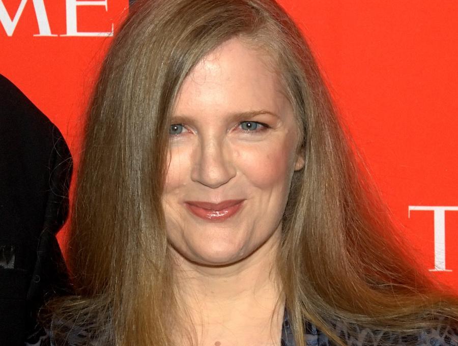 Suzanne Collins é autora da franquia Jogos Vorazes | © Wiki Commons / David Shankbone