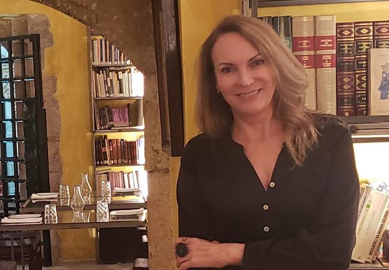 Gisele Ferreira, curadora do Flipoços, participará do RHI_Think, em Portugal | © Divulgação