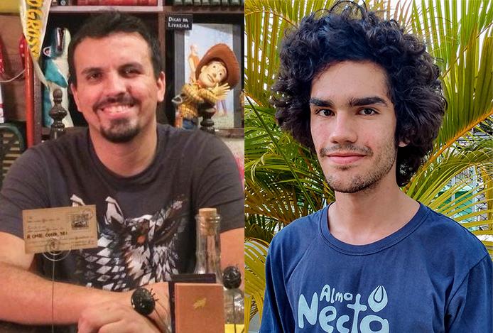 Felipe e João Gabriel são os vencedores do Prêmio Sesc de 2019| © Divulgação
