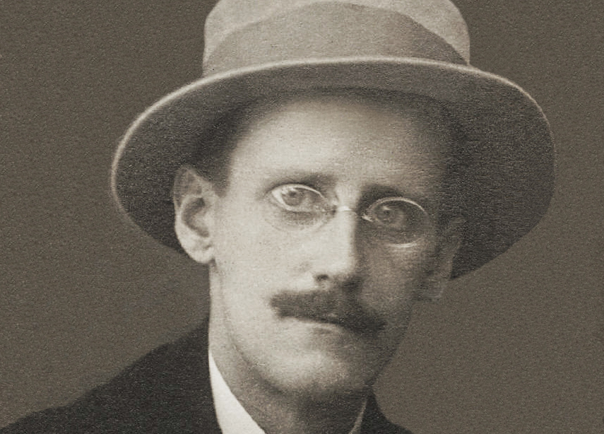 James Joyce | © Alex Ehrenzweig