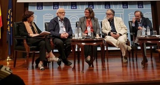 Danilo Santos de Miranda durante o Seminário Leer Iberoamerica Lee