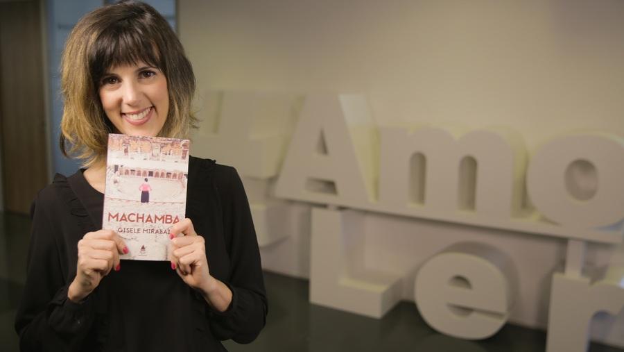 Gisele Mirabai, autora de Machamba, estará na programação da Fliaraxá | © Nando Dias Gomes / Divulgação