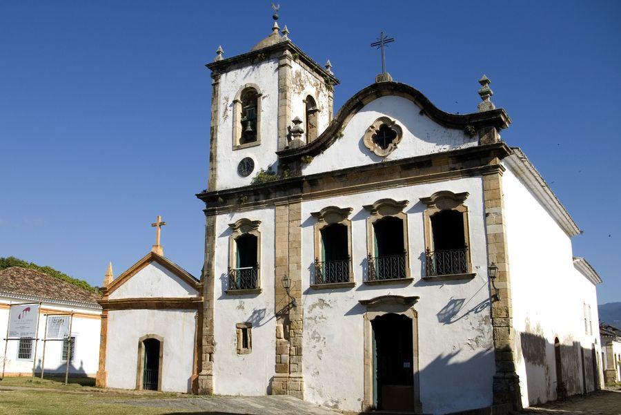 Museu de Arte Sacra de Paraty abrigará, durante a Flip, a Casa Europa | © museu.gov.br