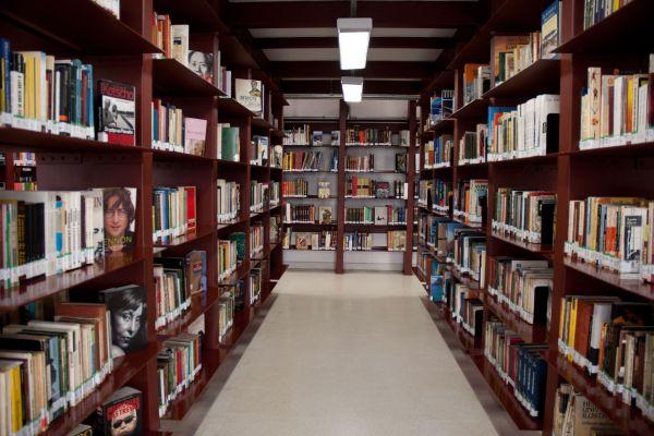 Biblioteca Mário de Andrade | Sylvia Masini / Divulgação
