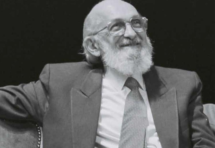 Paulo Freire será homenageado em evento no interior de SP | Acervo Instituto Paulo Freire