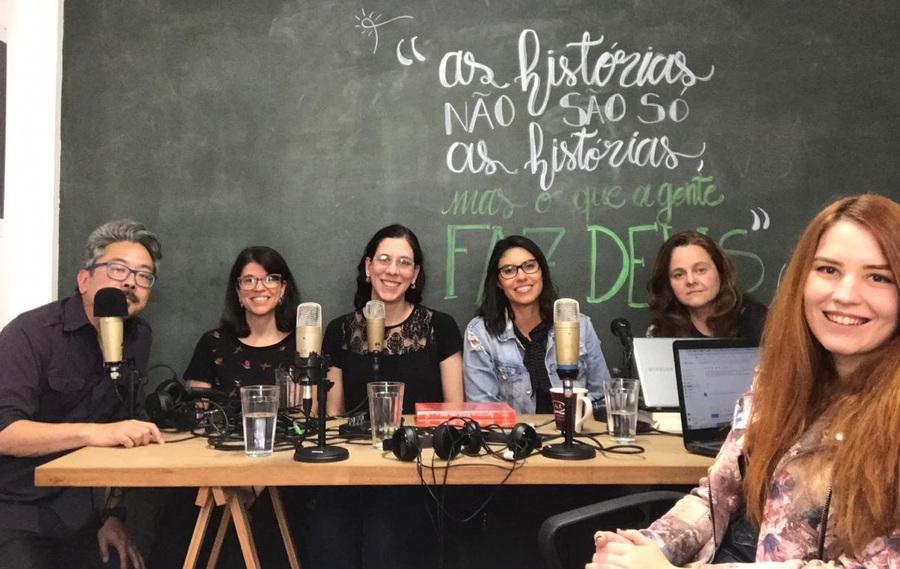 Daniela Senador e Mila Marques foram as entrevistadas dessa semana no Podcast do PublishNews