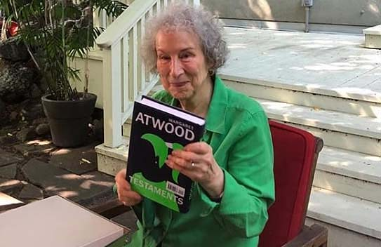 Margaret Atwood | © Redes Sociais Rocco