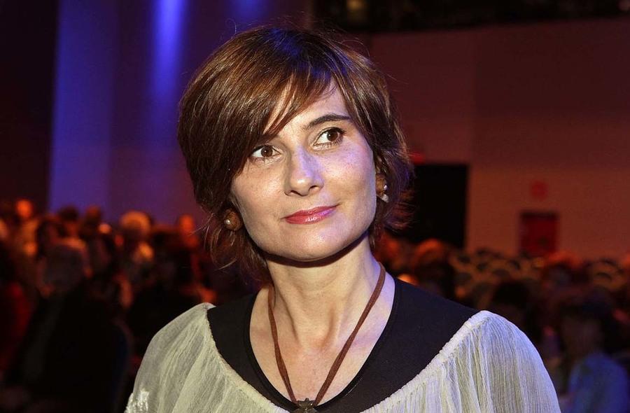 Brasileira Eliane Brum concorre a prêmio nos EUA | © Fronteiras do Pensamento / Wikicommons