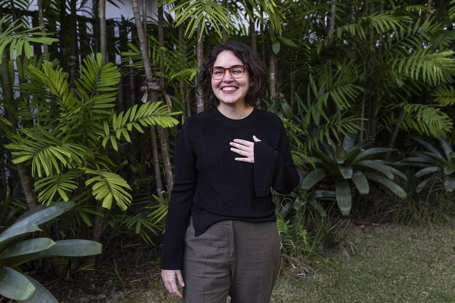 Fernanda Diamant é reconduzida como curadora da Flip | © Mathilde Missioneiro-Folhapress / Divulgação