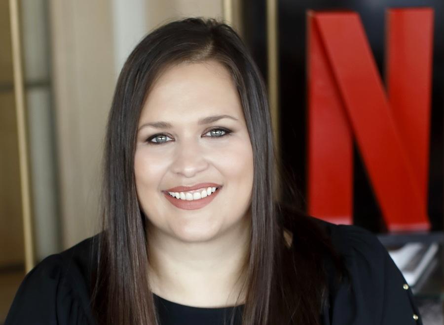 Kelly Luegenbiehl, da Netflix, será sabatinada no próximo CEO Talk, marcado para acontecer no dia 16/10, dentro da programação da Feira do Livro de Frankfurt | © Divulgação