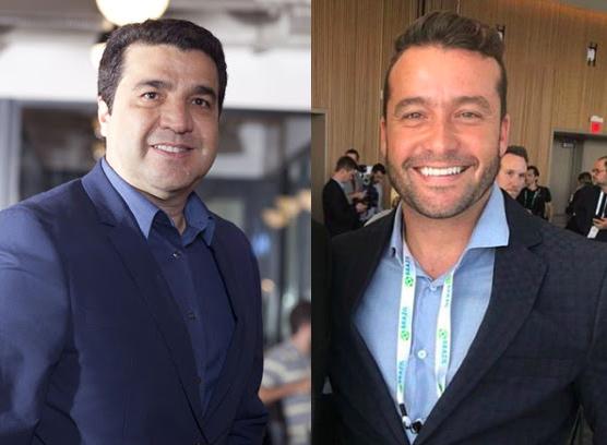 João Kepler e Thiago Oliveira são autores do livro 'Os segredos da gestão ágil por trás das empresas valiosas' que alcançou o topo da lista de Negócios dessa semana   © Divulgação