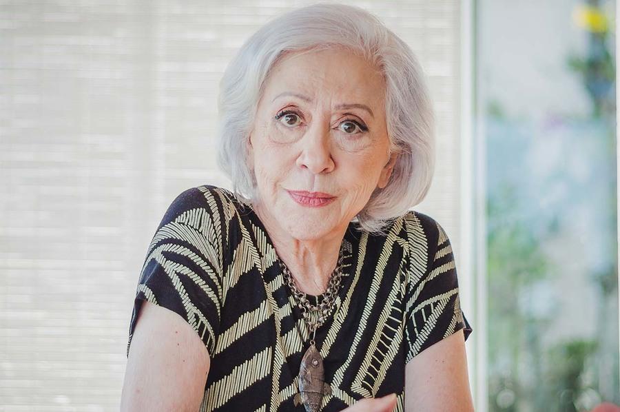 Fernanda Montenegro é um dos destaques da programação do Festival da Mário de Andrade | © Leila Fugii