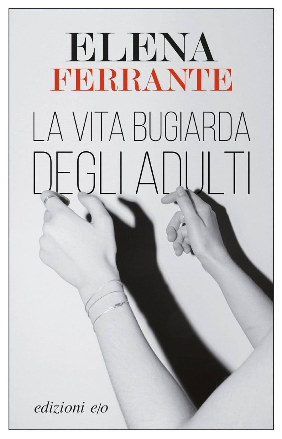 Capa italiana da nova obra de Elena Ferrante