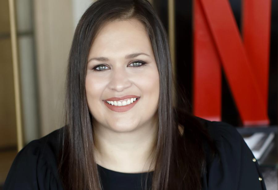 Kelly Luegenbiehl, vice-presidente internacional de originais da Netflix, é a convidada do Global 50 CEO Talk | © Divulgação