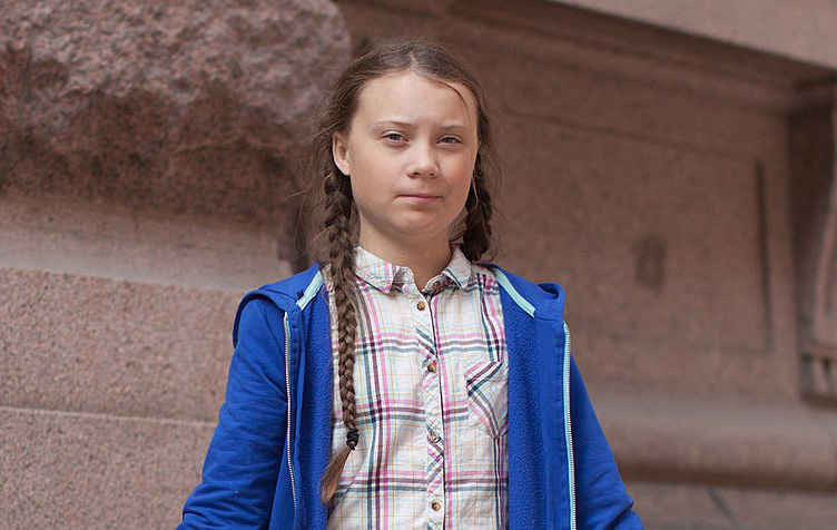 Greta Thunberg | © Anders Hellberg / Wiki Commons