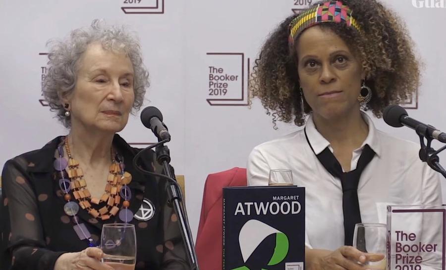 Margaret Atwood e Bernardine Evaristo levaram o Man Booker Prize em 2019 | Reprodução