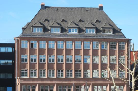O International Supply Chain Seminar, organizado pela EDItEUR acontecerá na Haus des Buches, em Frankfurt | © Reprodução