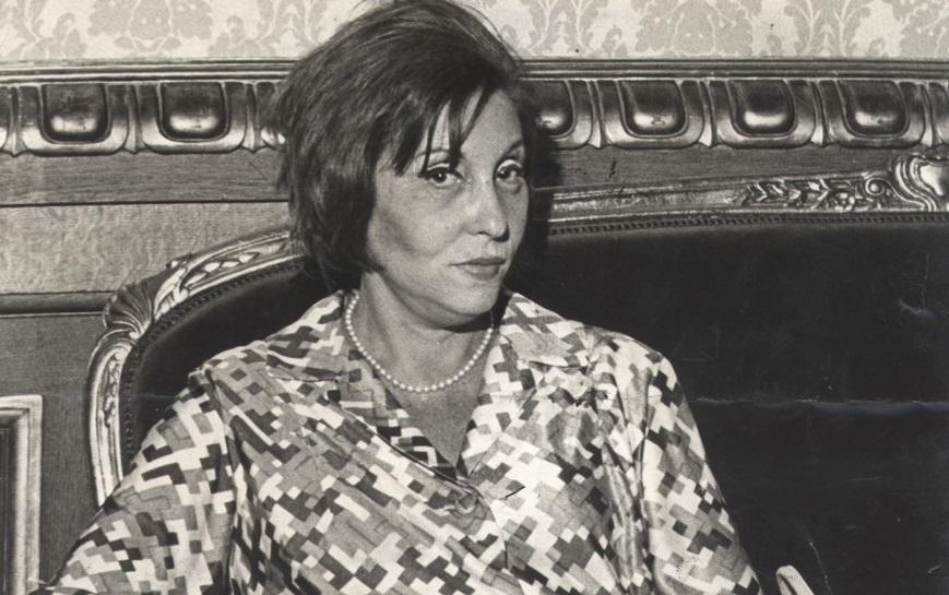 Clarice Lispector é tema de série de encontros na Casa do Saber | Arquivo Nacional | Wikicommons