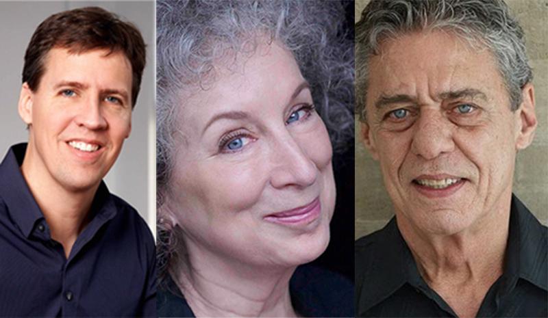Jeff Kinney, Margaret Atwood e Chico Buarque merecem destaque nessa semana