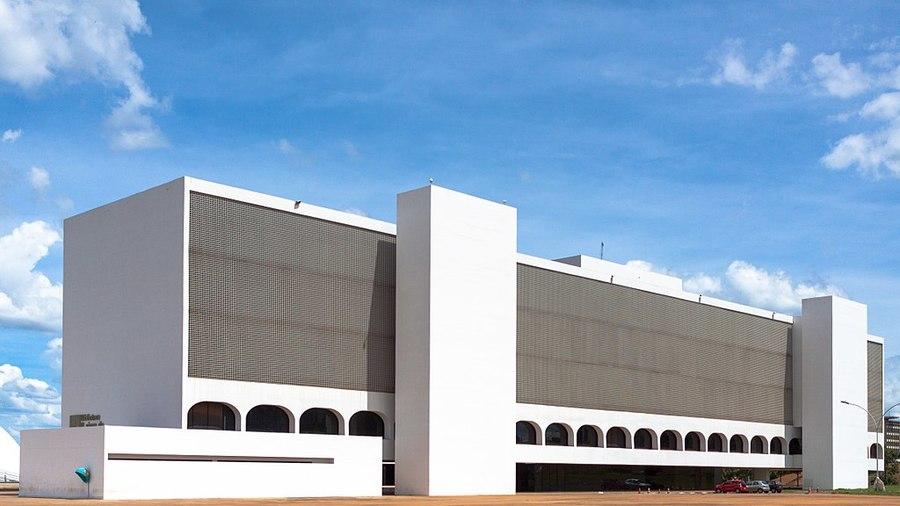 Biblioteca Nacional de Brasília será ocupada pelo Sindicato dos Escritores do DF | © Webysther / Wikicommons