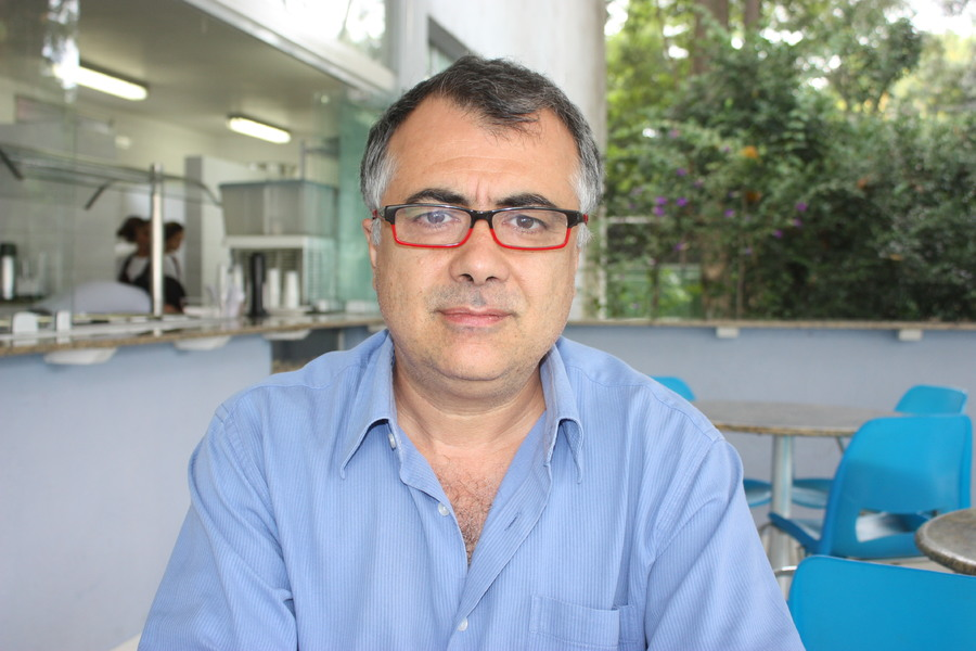 José Santos é um dos autores que participam do evento | © Jonas Worcman / Divulgação