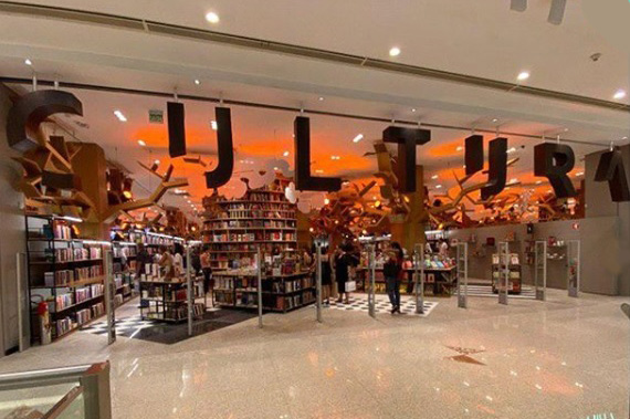 Fachada da nova loja do Shopping Rio Mar, em Fortaleza | Instagram do shopping