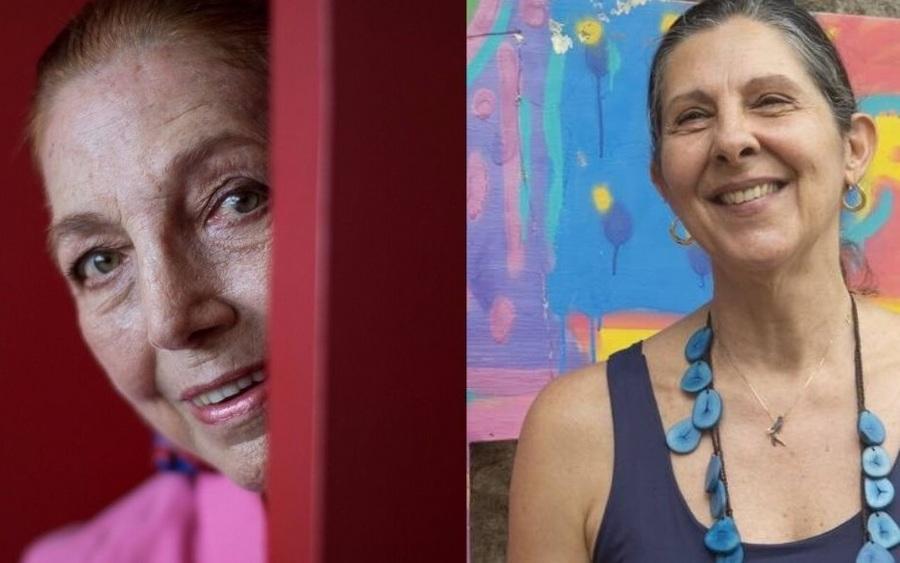 Marina Colasanti e Ciça Fittipaldi foram indicadas ao Prêmio Hans Christian Andersen pela Fundação Nacional do Livro Infantil e Juvenil   © Reprodução do Blog de Marina Colasanti