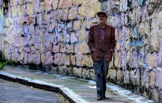 João Gilberto Noll   © Adriana Franciosi