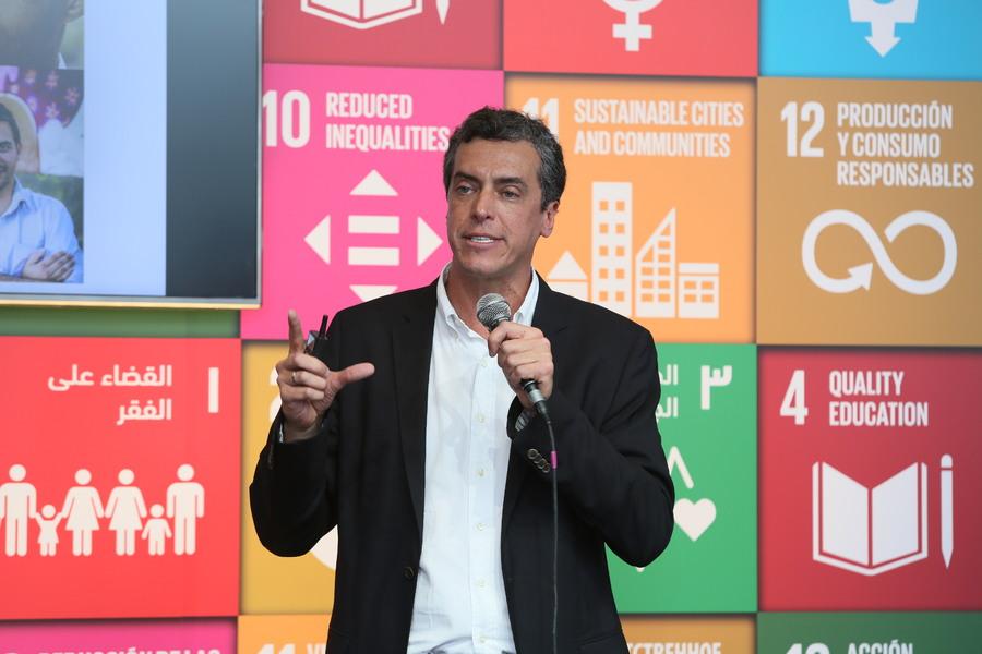 Rodrigo Baggio é fundador e CEO da Recode, organização que foi finalista do Prêmio IPL - Retratos da Leitura de 2017 | Divulgação