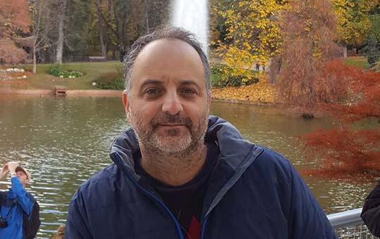 Bruno Zolotar, diretor de marketing e vendas da Editora Rocco | © Arquivo pessoal