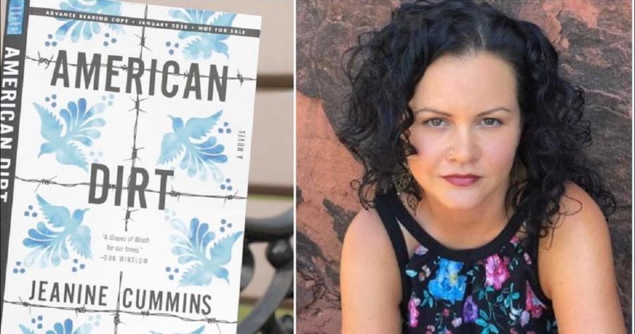 'American dirt', de Jeanine Cummins, tem causado muita polêmica nos EUA ao retratar uma livreira mexicana que foge para os EUA depois que a sua família foi dizimada por traficantes. Turnê de divulgação do livro foi cancelada.