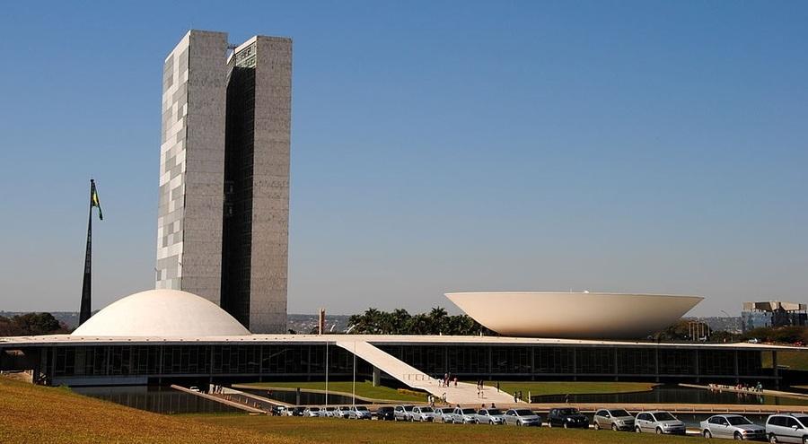 O ano começou finalmente em Brasília | © Leandro Ciuffo / Wikicommons