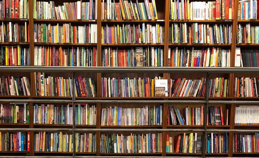 Com livrarias fechadas, portanto vazias, números gerais da lista desabam | © Divulgação / Martins Fontes