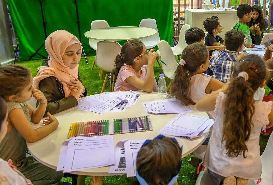 Festival de Leitura Infantil de Sharjah esperava reunir 200 mil pessoas em abril. Evento foi suspenso por conta do novo coronavírus | © Divulgação