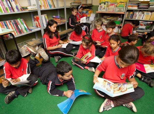 Alunos da Educação Infantil serão os beneficiados pelo PNLD 2022 | © Eduardo Aigner / Ascom / FNDE