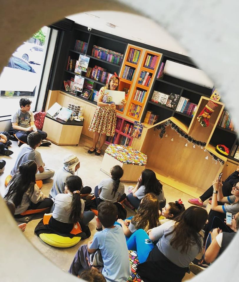 A simpática livraria Espaço Sophia, localizada na Zona Leste da capital, é uma das livrarias elegíveis para o programa | Facebook da livraria